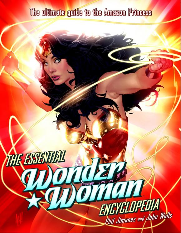 The Essential Wonder Woman Encyclopedia wonder woman the golden age omnibus vol 1