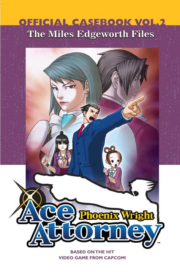 Phoenix Wright: Ace Attorney: Official Casebook: Volume 2: The Miles Edgeworth Files миксеры first миксер