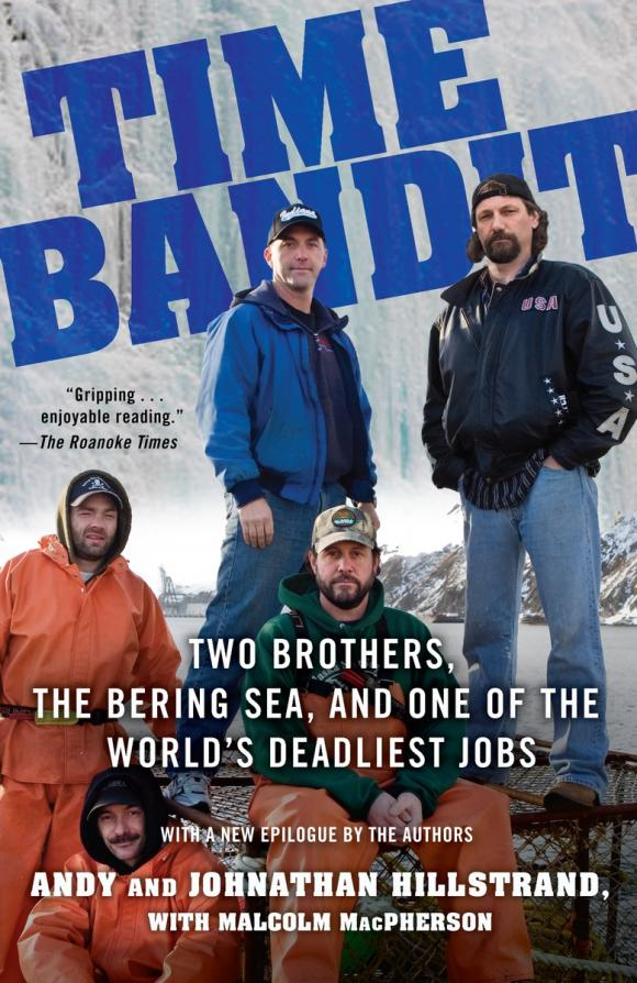 Time Bandit: Two Brothers, the Bering Sea, and One of the World's Deadliest Jobs fishes in the sea pattern floor area rug