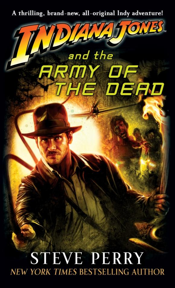 Indiana Jones and the Army of the Dead indiana jones and the army of the dead