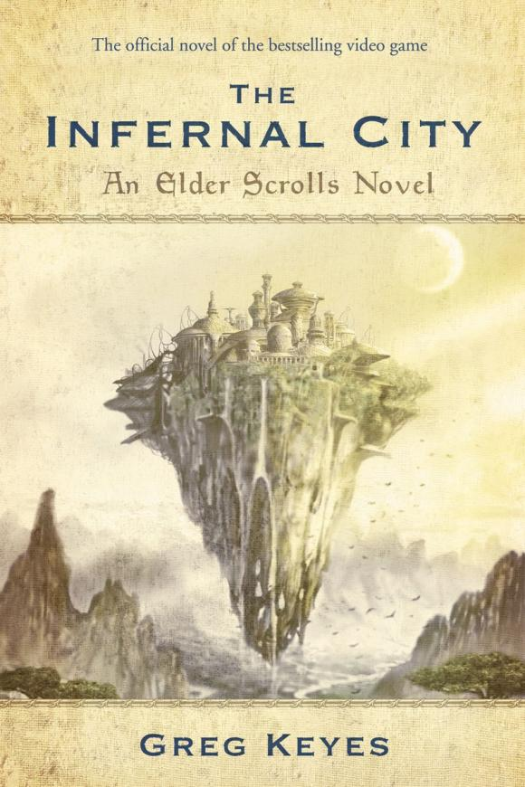 The Infernal City: An Elder Scrolls Novel weir a the martian a novel