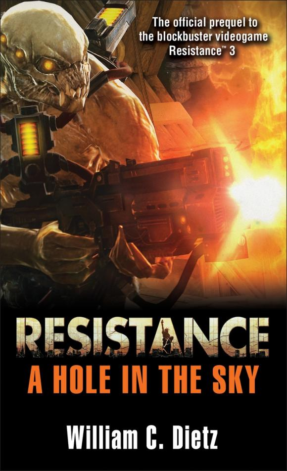 Resistance: A Hole in the Sky a spirited resistance