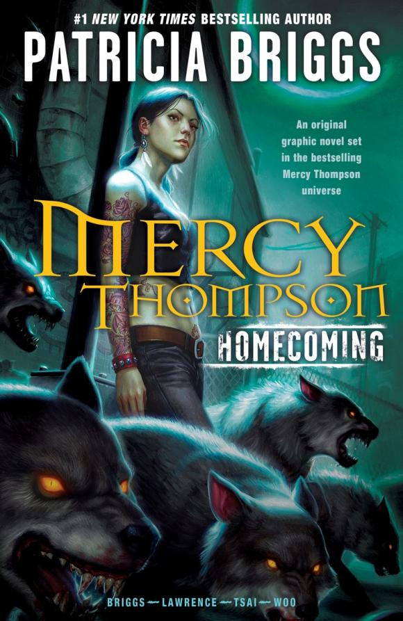 Mercy Thompson  Homecoming acts of mercy