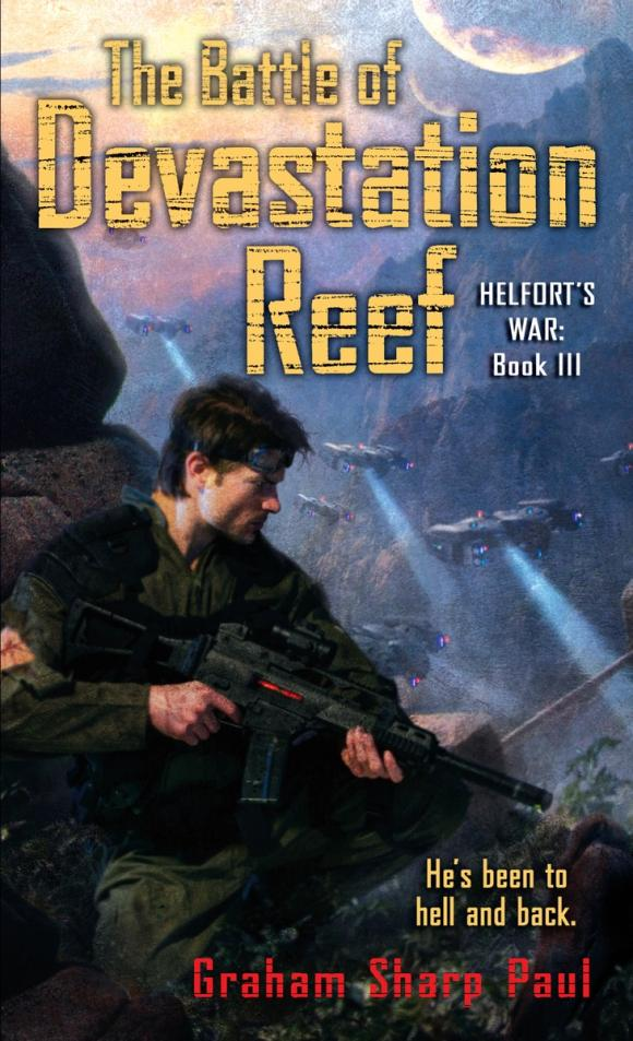 Helfort's War Book 3: The Battle of Devastation Reef уэллс г война миров the war of the worlds