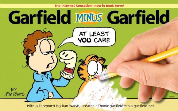 Garfield Minus Garfield garfield fat cat 3 pack volume 9