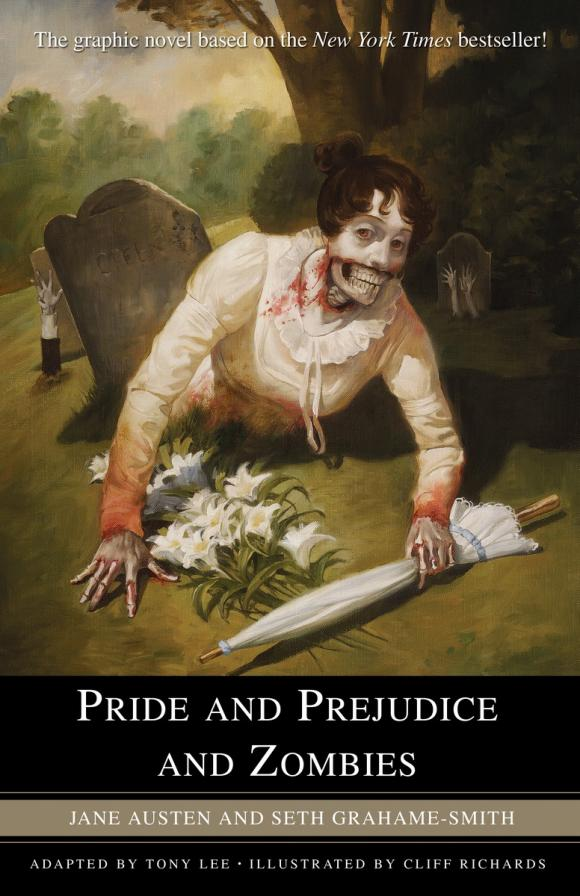 Pride and Prejudice and Zombies: The Graphic Novel bankruptcy and insolvency accounting