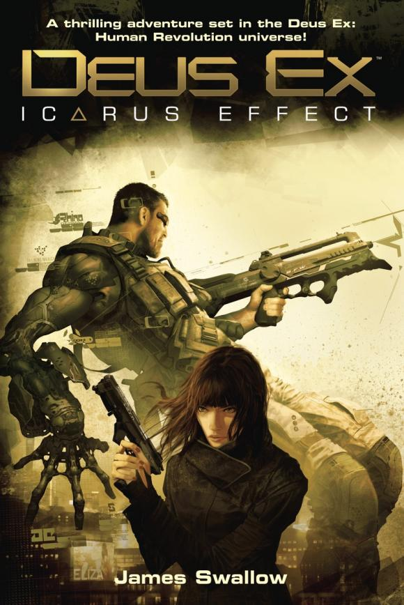 Deus Ex: Icarus Effect the flight of icarus