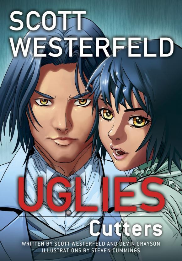 Uglies: Cutters (Graphic Novel) форма для гандбола canterbury uglies