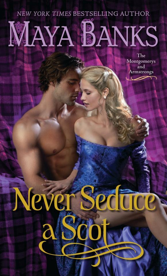 Фото Never Seduce a Scot