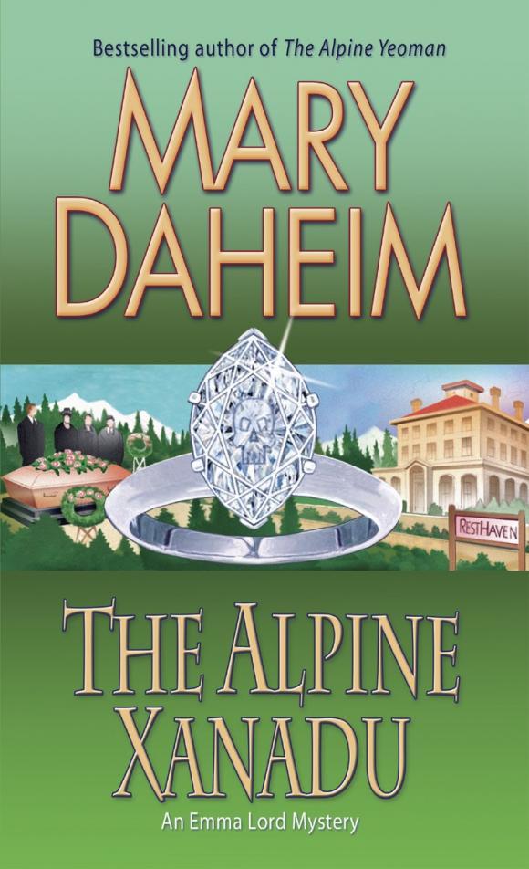 The Alpine Xanadu madame xanadu vol 04