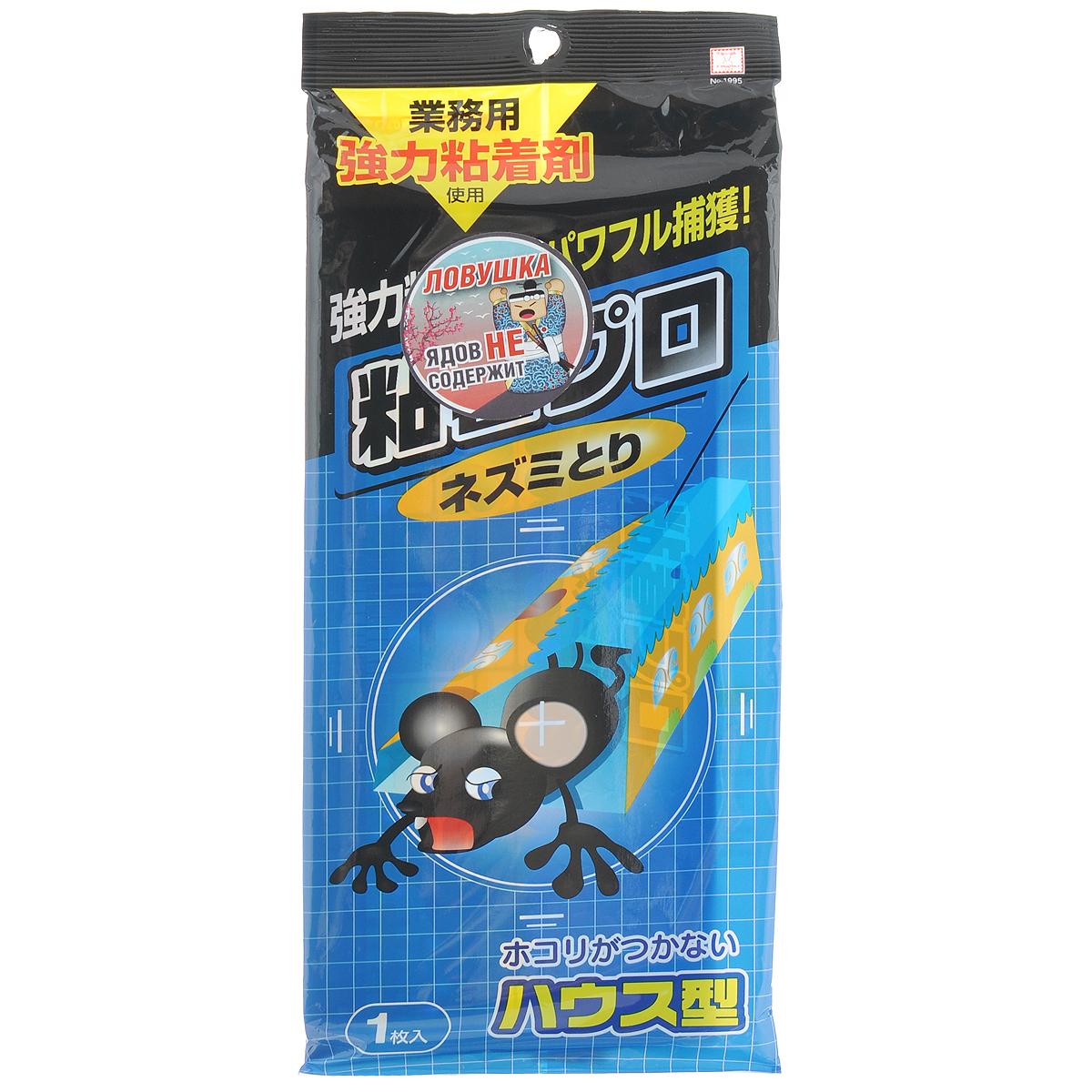 Средство от мышей KOKUBO Nenchaku Pro. 219957219957Средство KOKUBO Nenchaku Pro выполнено из плотного картона в виде домика-ловушки и предназначено для борьбы с мышами. Мышь, попавшаяся в эту ловушку, прилипает и уже не сможет убежать. Так как в ловушке не используются ядовитые вещества, она не представляет опасности для людей и ее можно использовать в любом месте, где возникает необходимость борьбы с мышами. Рекомендуемые места размещения для более эффективного результата: под кухонной раковиной, за холодильником, в щелях между предметами интерьера, за мебелью, у плинтусов. Состав: древесные волокна, полиэтилен, переработанный крахмал, сульфат алюминия, канифоль, печатная краска, кополимер олефиновой и малеиновой кислот.