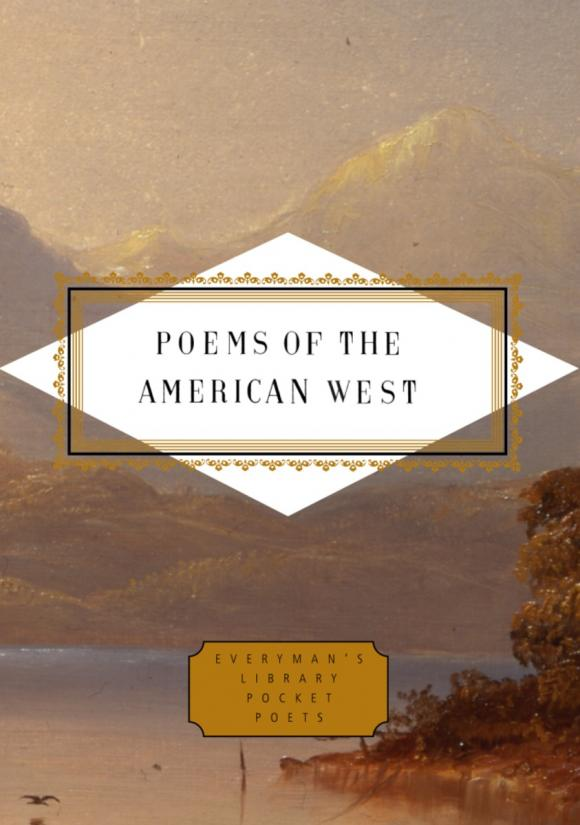 Poems of the American West margi preus west of the moon