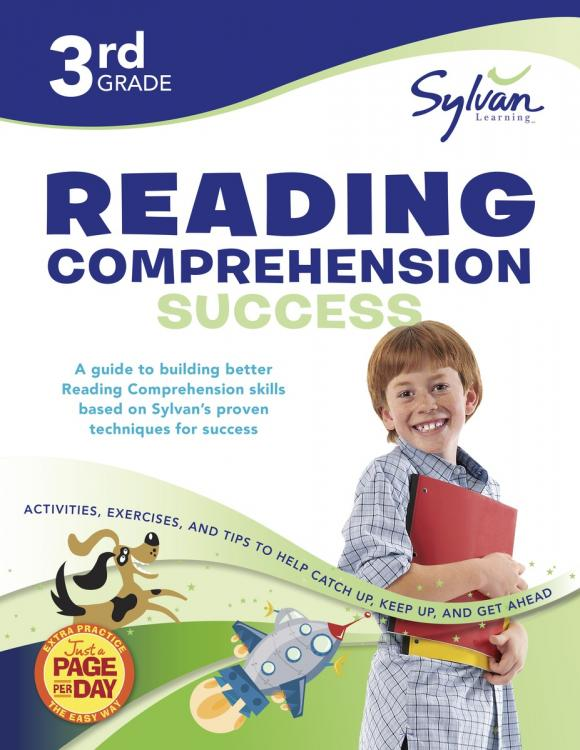Third Grade Reading Comprehension Success (Sylvan Workbooks) fifth grade super reading success sylvan super workbooks