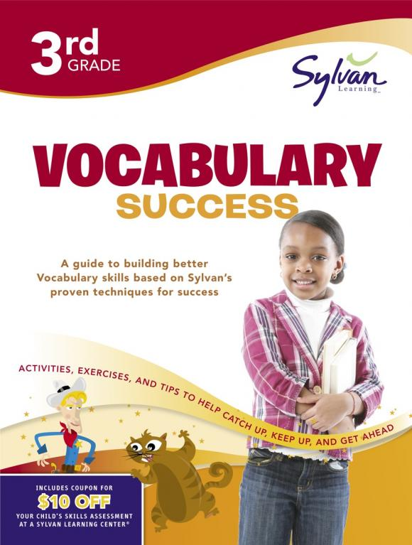 Third Grade Vocabulary Success (Sylvan Workbooks) fifth grade super reading success sylvan super workbooks