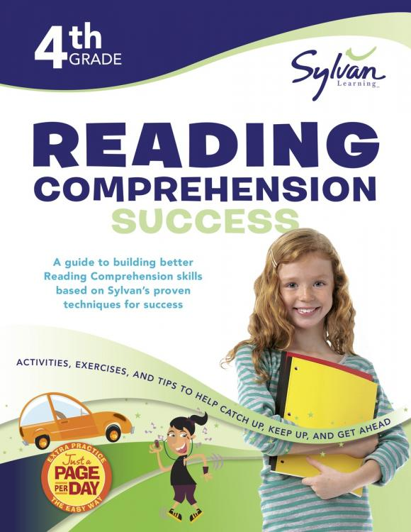 Fourth Grade Reading Comprehension Success (Sylvan Workbooks) fifth grade super reading success sylvan super workbooks