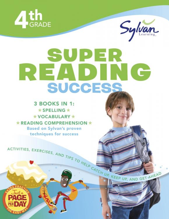 Fourth Grade Super Reading Success (Sylvan Super Workbooks) fifth grade super reading success sylvan super workbooks