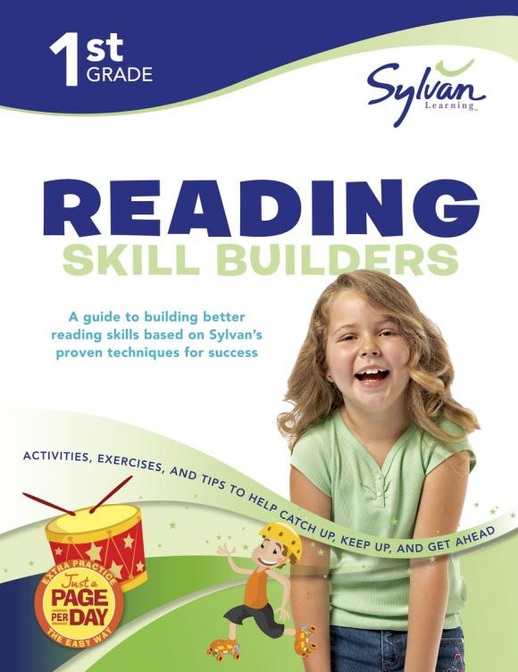 First Grade Reading Skill Builders (Sylvan Workbooks) купить g skill