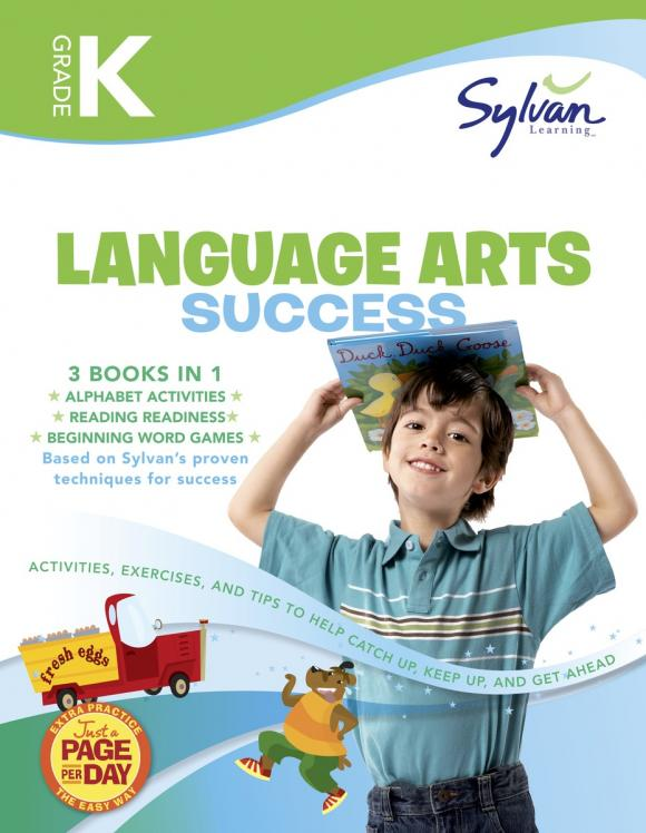 Kindergarten Language Arts Success (Sylvan Super Workbooks) fifth grade super reading success sylvan super workbooks