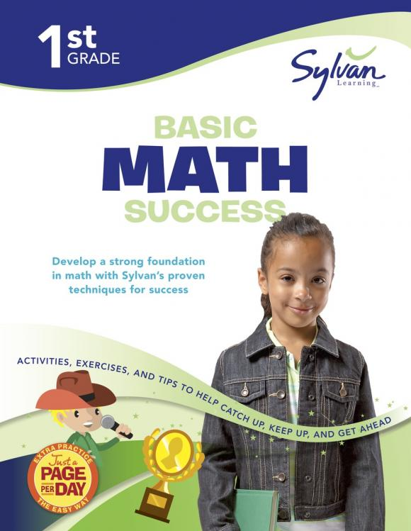 First Grade Basic Math Success (Sylvan Workbooks) fifth grade super reading success sylvan super workbooks
