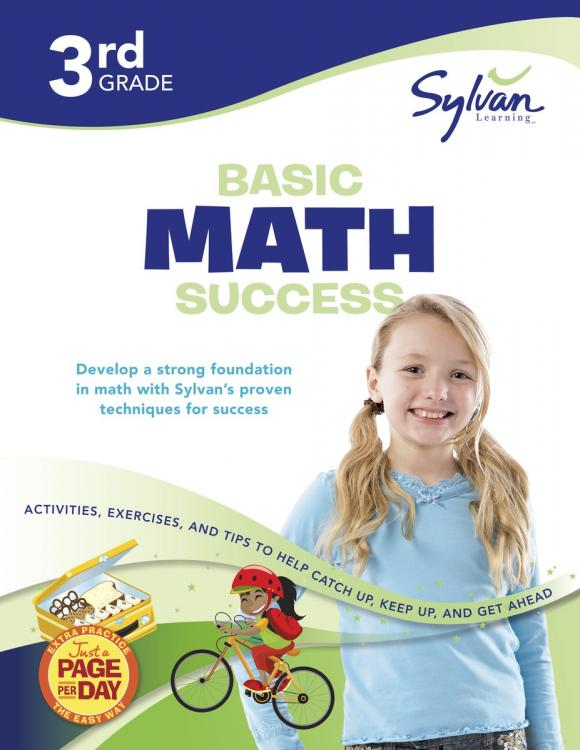 Third Grade Basic Math Success (Sylvan Workbooks) fifth grade super reading success sylvan super workbooks