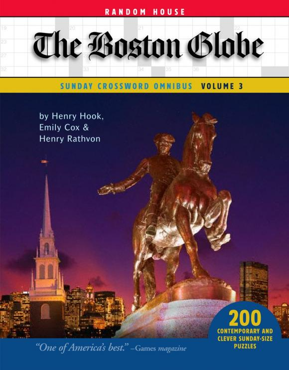 The Boston Globe Sunday Crossword Omnibus, Volume 3 классические брюки neil barrett f10861765 2014
