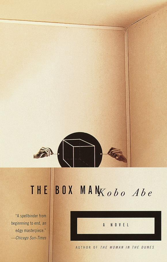 The Box Man the box man