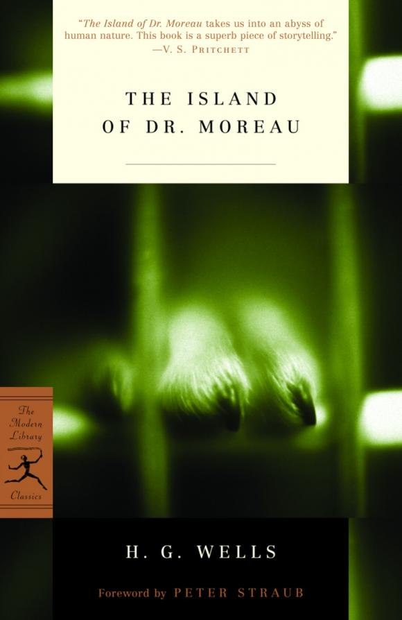 The Island of Dr. Moreau h g wells the island of doctor moreau