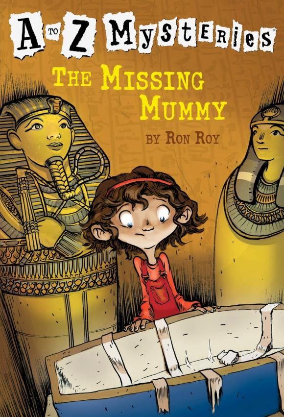 The Missing Mummy charlie small the mummy s tomb