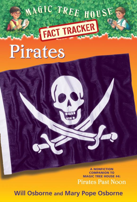 Magic Tree House Fact Tracker #4: Pirates magic retouch лореаль цена