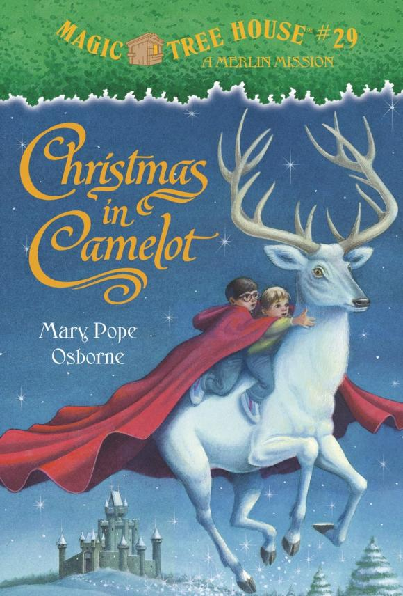 Magic Tree House #29: Christmas in Camelot xdevice blackbox 29