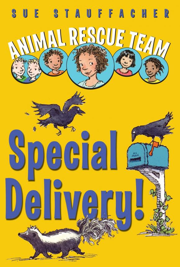 Animal Rescue Team: Special Delivery! купальник animal animal an026ewshx63