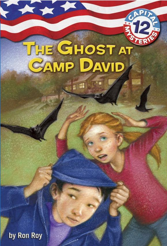 Купить Capital Mysteries #12: The Ghost at Camp David,