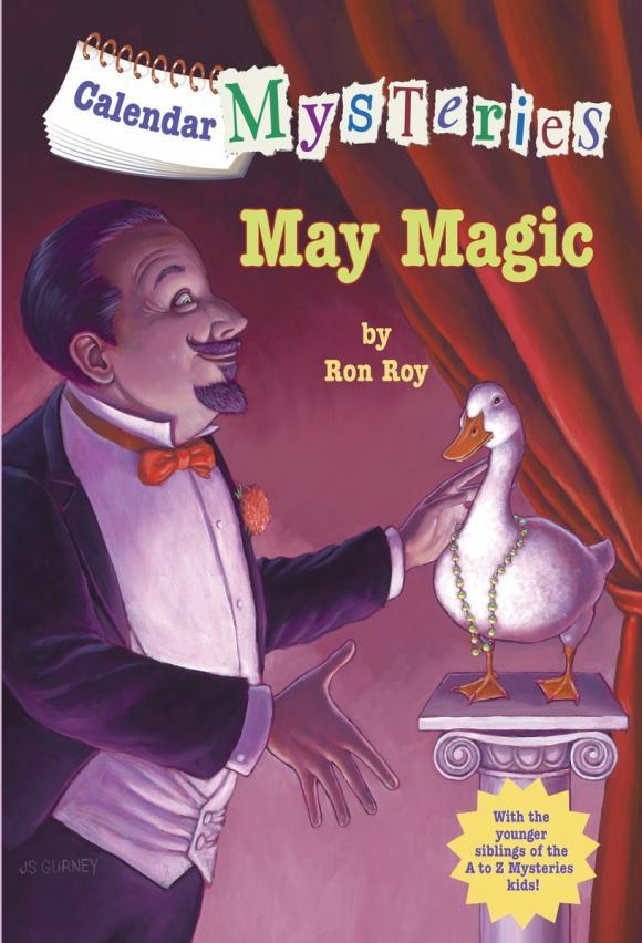 May Magic (Calendar Mysteries, No. 5) calendar mysteries 12 december dog