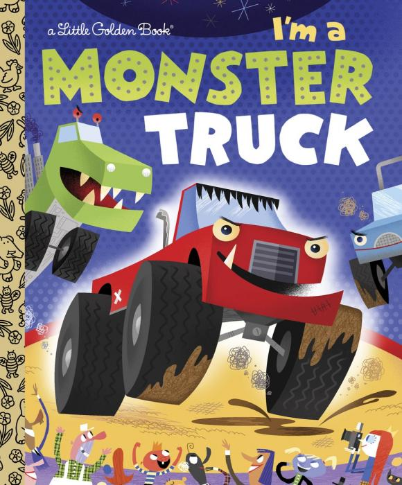 Фото I'm a Monster Truck ultra loud bicycle air horn truck siren sound 120db