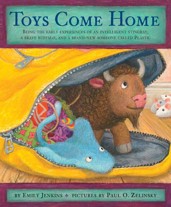 Toys Come Home toys block