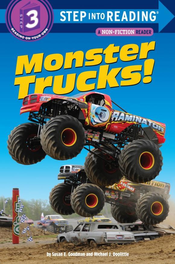 Monster Trucks! michael jacksons this is it cd