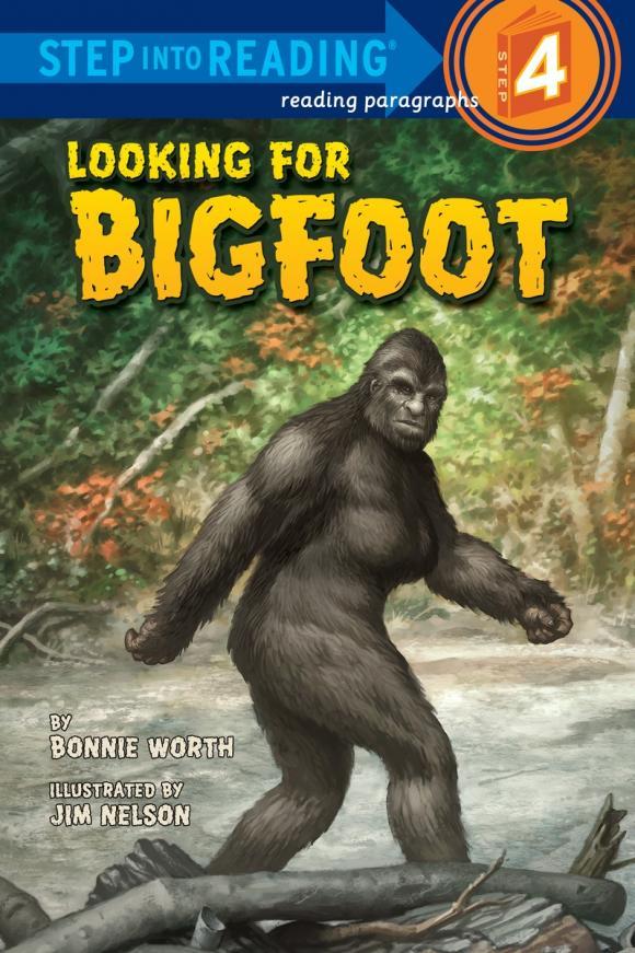 Looking for Bigfoot looking inside