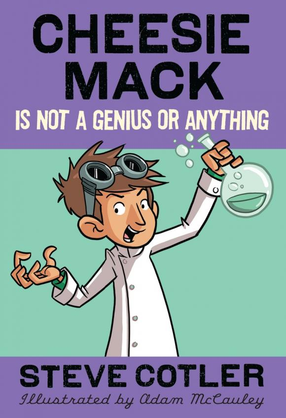 Cheesie Mack Is Not a Genius or Anything genius hs 300a silver