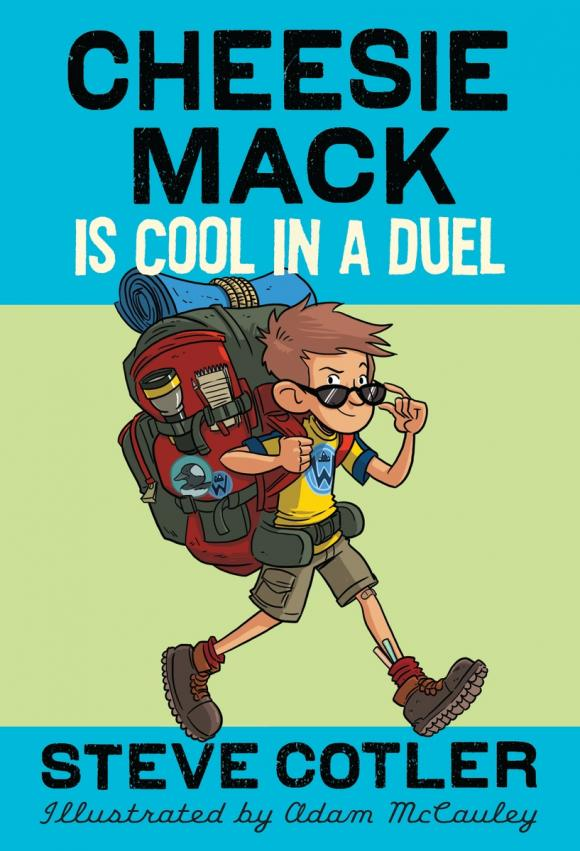 Cheesie Mack Is Cool in a Duel cheesie mack is not exactly famous
