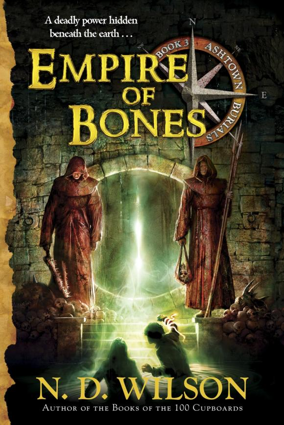цена на Empire of Bones (Ashtown Burials #3)