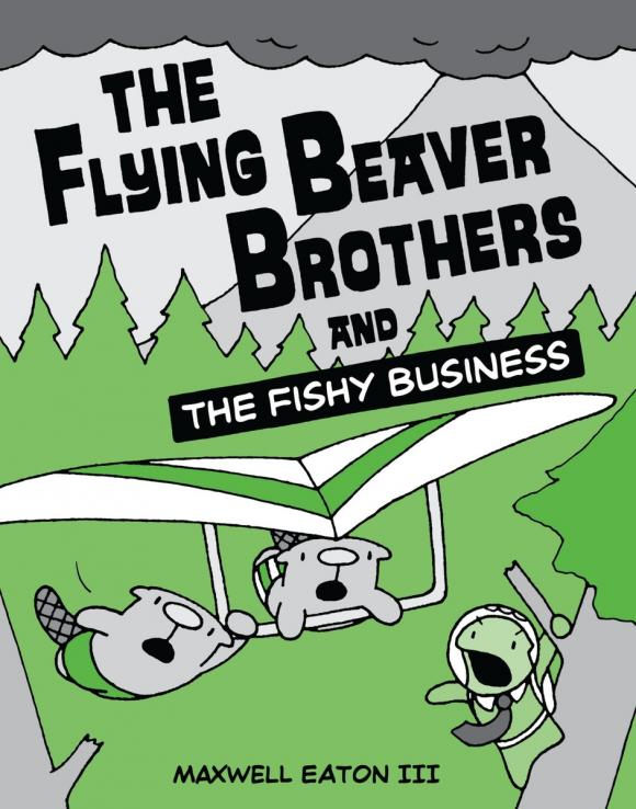 Купить The Flying Beaver Brothers and the Fishy Business
