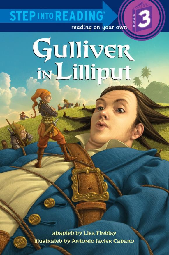 Gulliver in Lilliput бегемотик ральф 25см gulliver