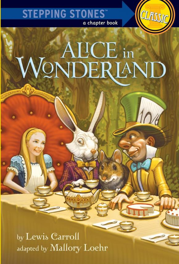 Alice in Wonderland alice a027fh