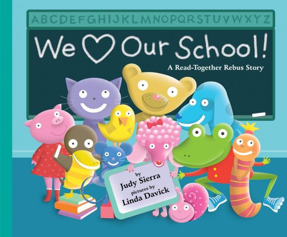 We Love Our School! first we quit our jobs