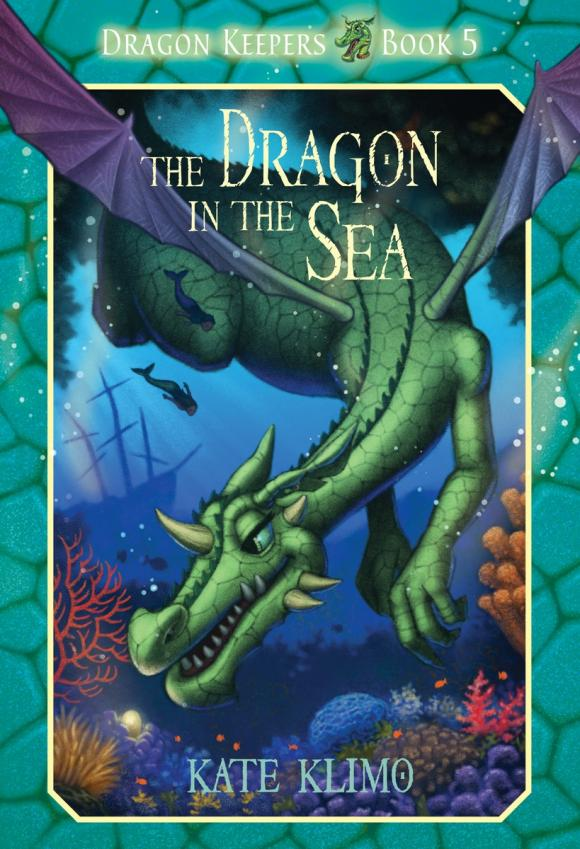 Dragon Keepers #5: The Dragon in the Sea топ finders keepers finders keepers fi022ewhuo78