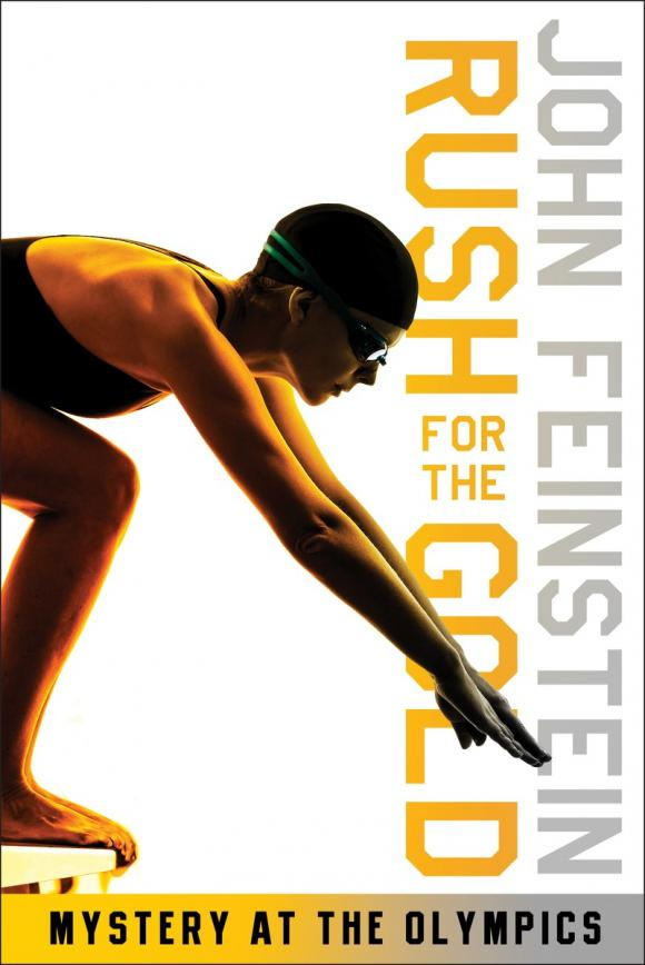 Rush for the Gold: Mystery at the Olympics (The Sports Beat, 6) kenneth fisher beat the crowd