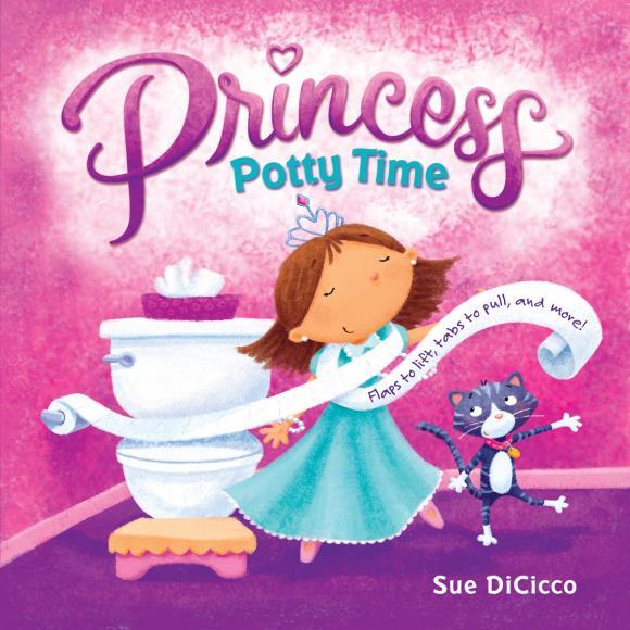 Princess Potty Time цена 2017