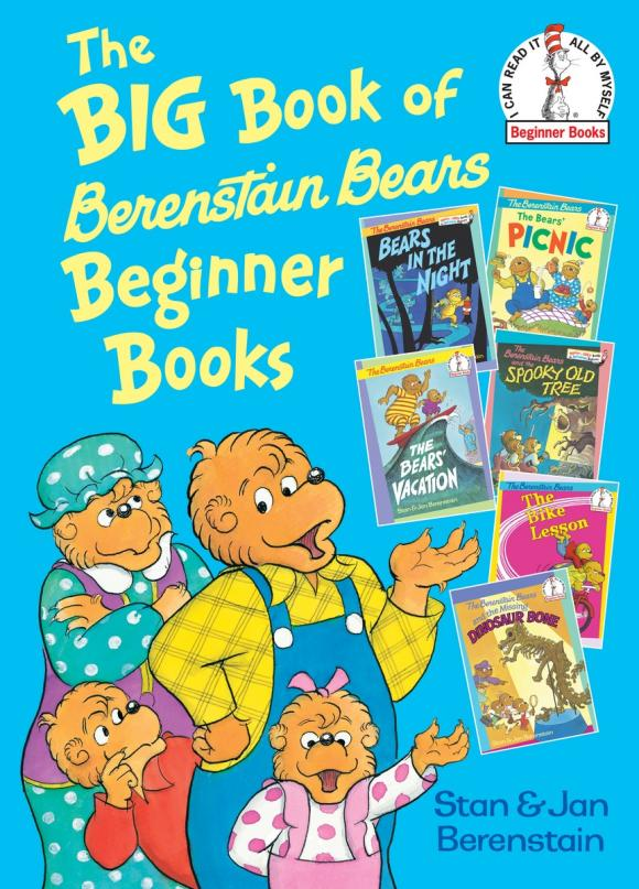 The Big Book of Berenstain Bears Beginner Books the usborne big book of sea creatures big books page 4