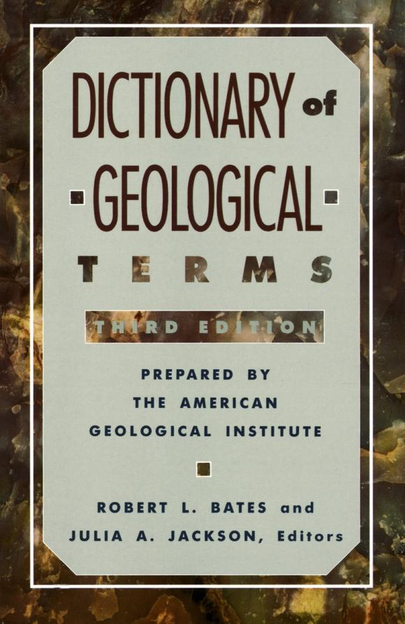 Dictionary of Geological Terms elsevier s dictionary of trees