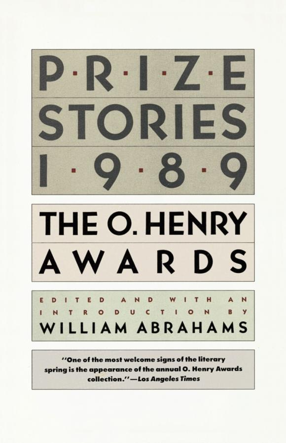 Prize Stories 1989 prize stories 1989